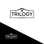 TRILOGY HOMES Logo - Entry #13