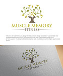 Muscle Memory fitness Logo - Entry #69