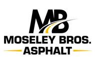 Moseley Bros. Asphalt Logo - Entry #67