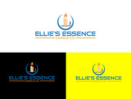 ellie's essence candle co. Logo - Entry #77
