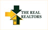 The Real Realtors Logo - Entry #66