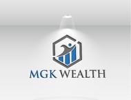 MGK Wealth Logo - Entry #100