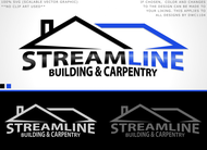 STREAMLINE building & carpentry Logo - Entry #18