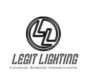 Legit LED or Legit Lighting Logo - Entry #170