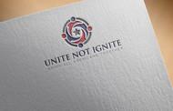 Unite not Ignite Logo - Entry #125