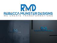 Rebecca Munster Designs (RMD) Logo - Entry #238