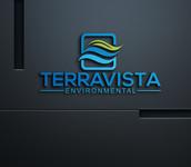 TerraVista Construction & Environmental Logo - Entry #88