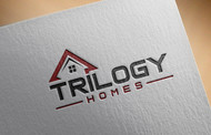 TRILOGY HOMES Logo - Entry #146
