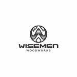 Wisemen Woodworks Logo - Entry #21