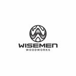 Wisemen Woodworks Logo - Entry #21