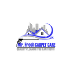 Mr. Fresh Carpet Care Logo - Entry #97