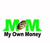 My Own Money Logo - Entry #63