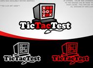 TicTacTest Logo - Entry #109