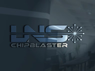 LNS CHIPBLASTER Logo - Entry #30