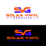 Solar Vinyl Graphics Logo - Entry #311