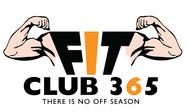 Fit Club 365 Logo - Entry #60