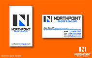 NORTHPOINT MORTGAGE Logo - Entry #68