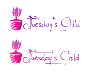 Tuesday's Child Logo - Entry #119