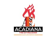 Acadiana Fire Extinguisher Sales and Service Logo - Entry #276