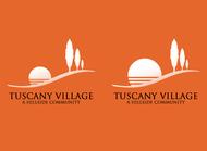 Tuscany Village Logo - Entry #104