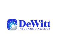"""""""DeWitt Insurance Agency"""" or just """"DeWitt"""" Logo - Entry #211"""