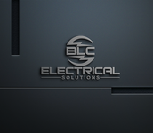 BLC Electrical Solutions Logo - Entry #223
