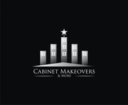 Cabinet Makeovers & More Logo - Entry #14