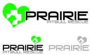Prairie Pitbull Rescue - We Need a New Logo - Entry #39