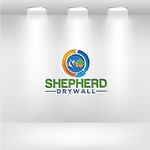 Shepherd Drywall Logo - Entry #160
