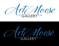 ArtMoose Gallery Logo - Entry #38