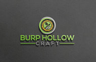 Burp Hollow Craft  Logo - Entry #139