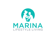 Marina lifestyle living Logo - Entry #113