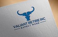 Valiant Retire Inc. Logo - Entry #363