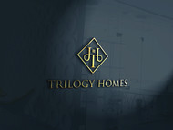 TRILOGY HOMES Logo - Entry #138