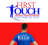First Touch Travel Management Logo - Entry #1