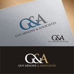 Guy Arnone & Associates Logo - Entry #50