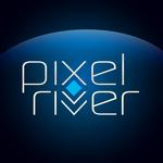 Pixel River Logo - Online Marketing Agency - Entry #65