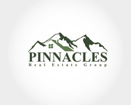 Pinnacles Real Estate Group  Logo - Entry #28