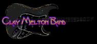 Clay Melton Band Logo - Entry #8