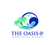 The Oasis @ Marcantel Manor Logo - Entry #28