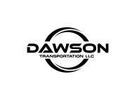 Dawson Transportation LLC. Logo - Entry #65