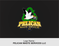 Pelican Waste Services LLC Logo - Entry #19