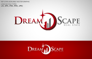 DreamScape Real Estate Logo - Entry #122
