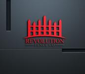 Revolution Fence Co. Logo - Entry #280