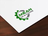 Mean Machine Logo - Entry #34