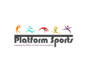 "Platform Sports "" Equipping the leaders of tomorrow for Greatness."" Logo - Entry #30"