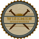 Wisemen Woodworks Logo - Entry #11