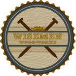 Wisemen Woodworks Logo - Entry #11