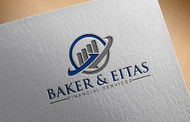 Baker & Eitas Financial Services Logo - Entry #90
