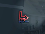LiveDream Apparel Logo - Entry #31